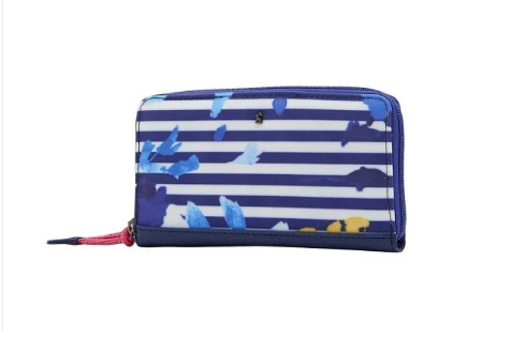 Joules Fairford Canvas Purse MFLOSTP