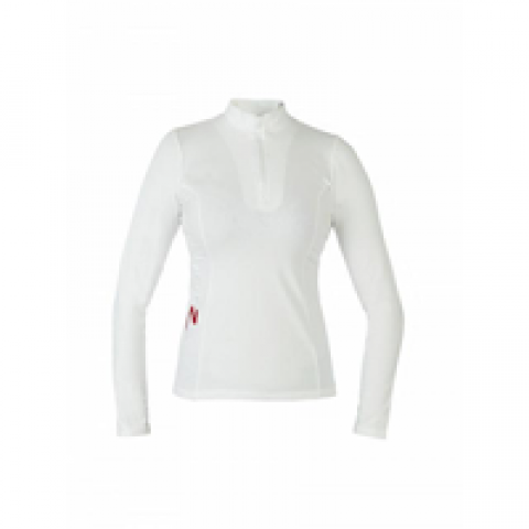Horze Long Sleeve Womens Show Shirt